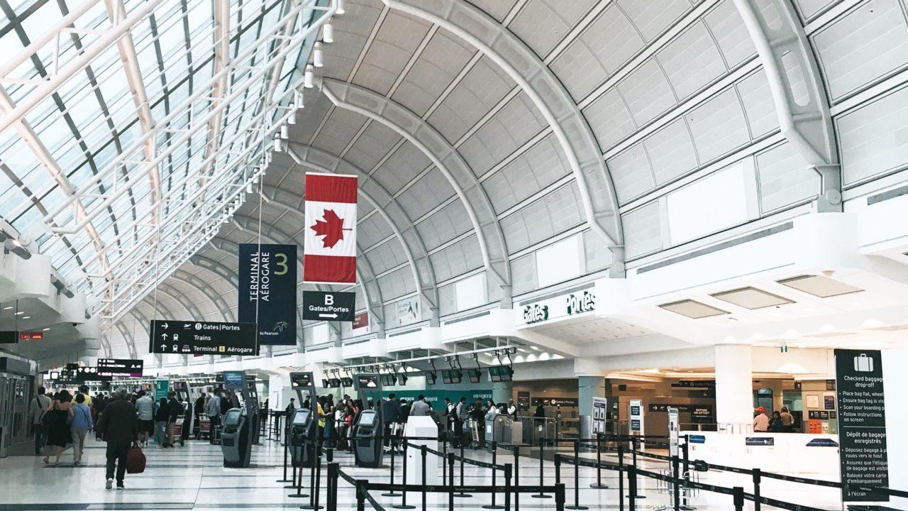 カナダ渡航に必須なeTA申請