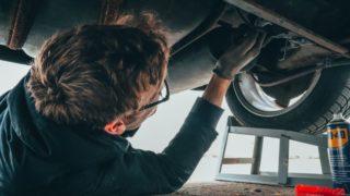 カナダで車の修理 改装 冬装備